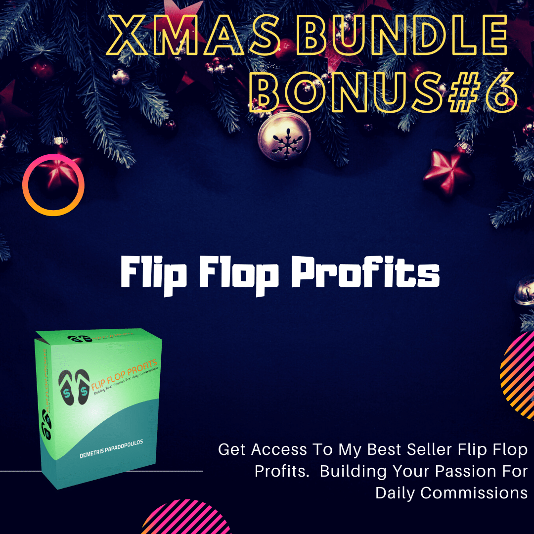 Xmas Super Bundle | Get The Best Selling IM Courses and Software for the Price of One! 25