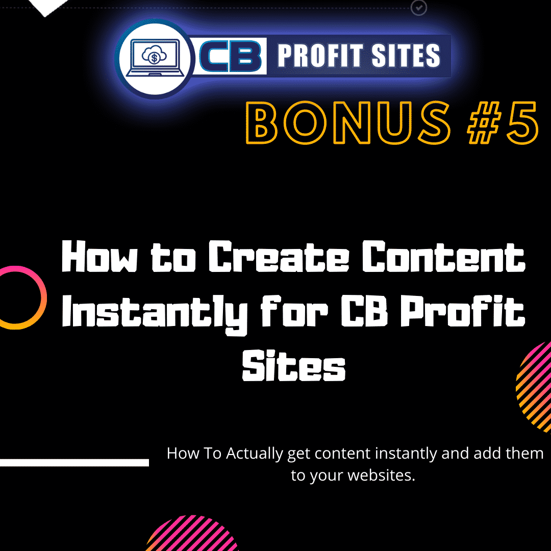 CB Profit Sites | 100% Done-For-You Clickbank Review Site Pre-Loaded With Reviews 7