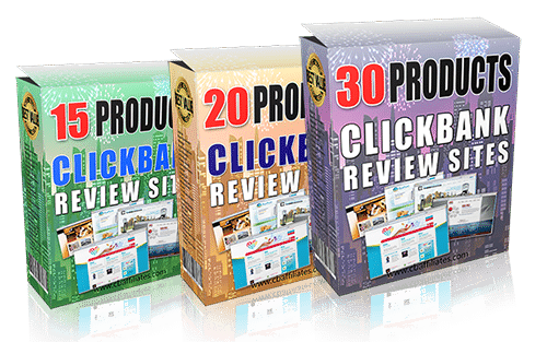 CB Reviews Website - DFY websites for daily ClickBank commissions 13