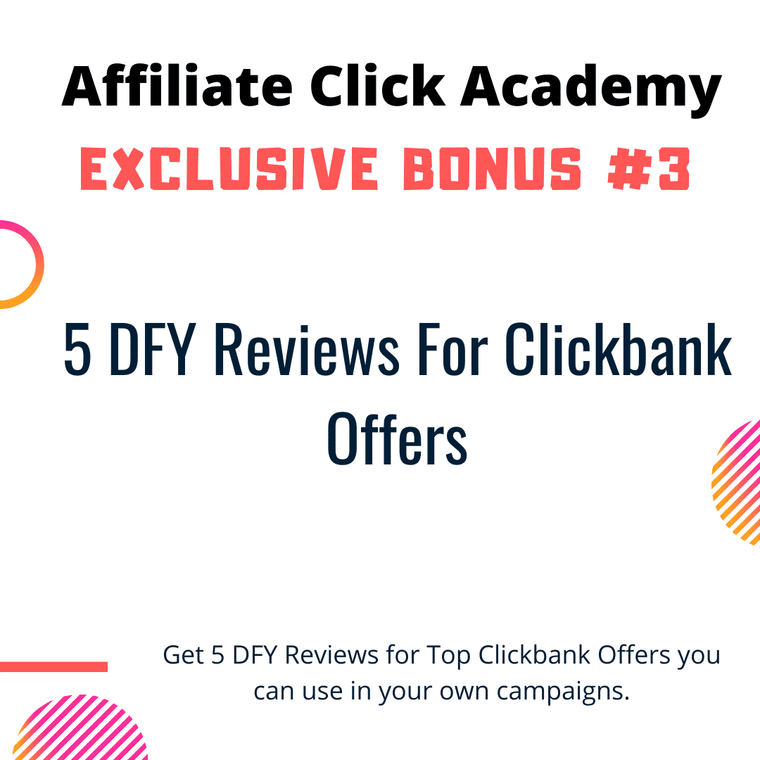Want To Run Affiliate Campaigns on FB Without Getting Banned? Learn Everything In Affiliate Click Academy 8