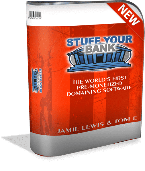 Stuff Your Bank   The world's first PRE-MONETIZED Domaining software 10