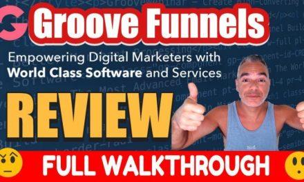 Groovefunnels Review | Build Better Websites & Funnels