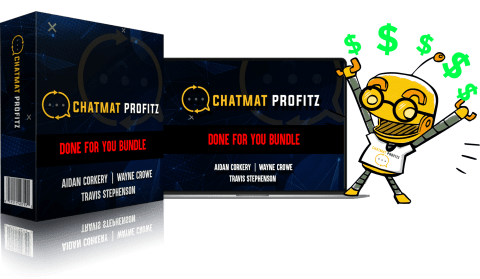 Chatmat Profitz | Easily drive traffic and grow a highly engaged and responsive messenger bot list for Free 4