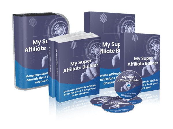 My Super Affiliate Builder Review | Simple 'Point n Click' Software To Get Ultra Cheap $0.02 Leads & Conversions