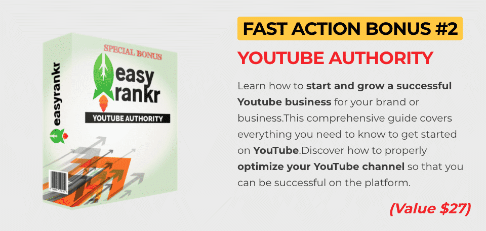 How To Promote Clickbank Offers With Youtube | 🔥 EasyRankr Real Case Study 🔥 8