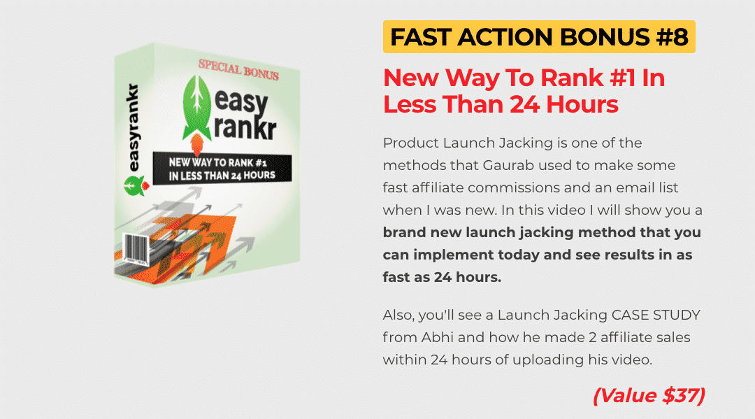How To Promote Clickbank Offers With Youtube | 🔥 EasyRankr Real Case Study 🔥 14