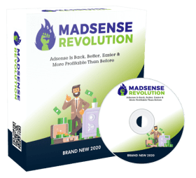 Madsense Revolution : How to get to 100,000 visitors per month and 6 figure income with 0 cost 14