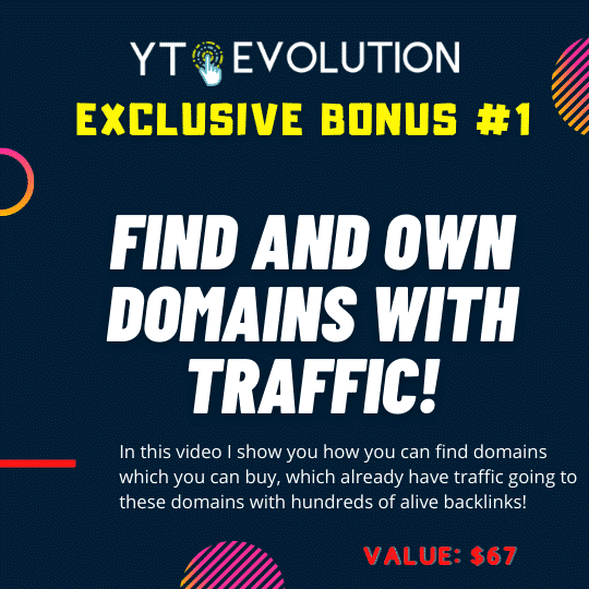 YT Evolution Review   Turn YouTube channels into a monetizable & automated Wordpress website 8