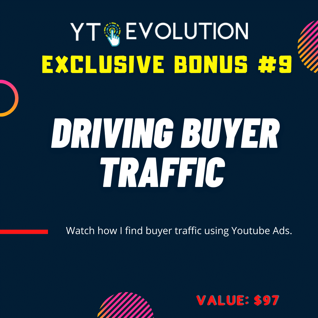 YT Evolution Review   Turn YouTube channels into a monetizable & automated Wordpress website 16