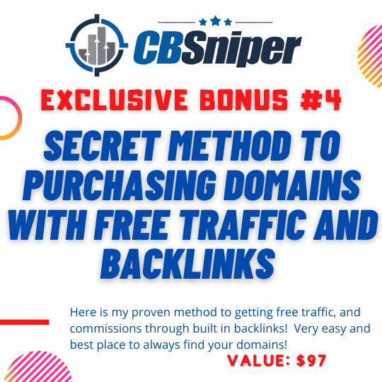 Bank Up to $2352 In 13 Days with Clickbank using the CB Sniper Method 9