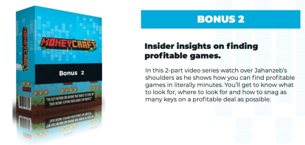 MoneyCraft Reloaded | Make Money Online By Flipping Popular Video Games 7