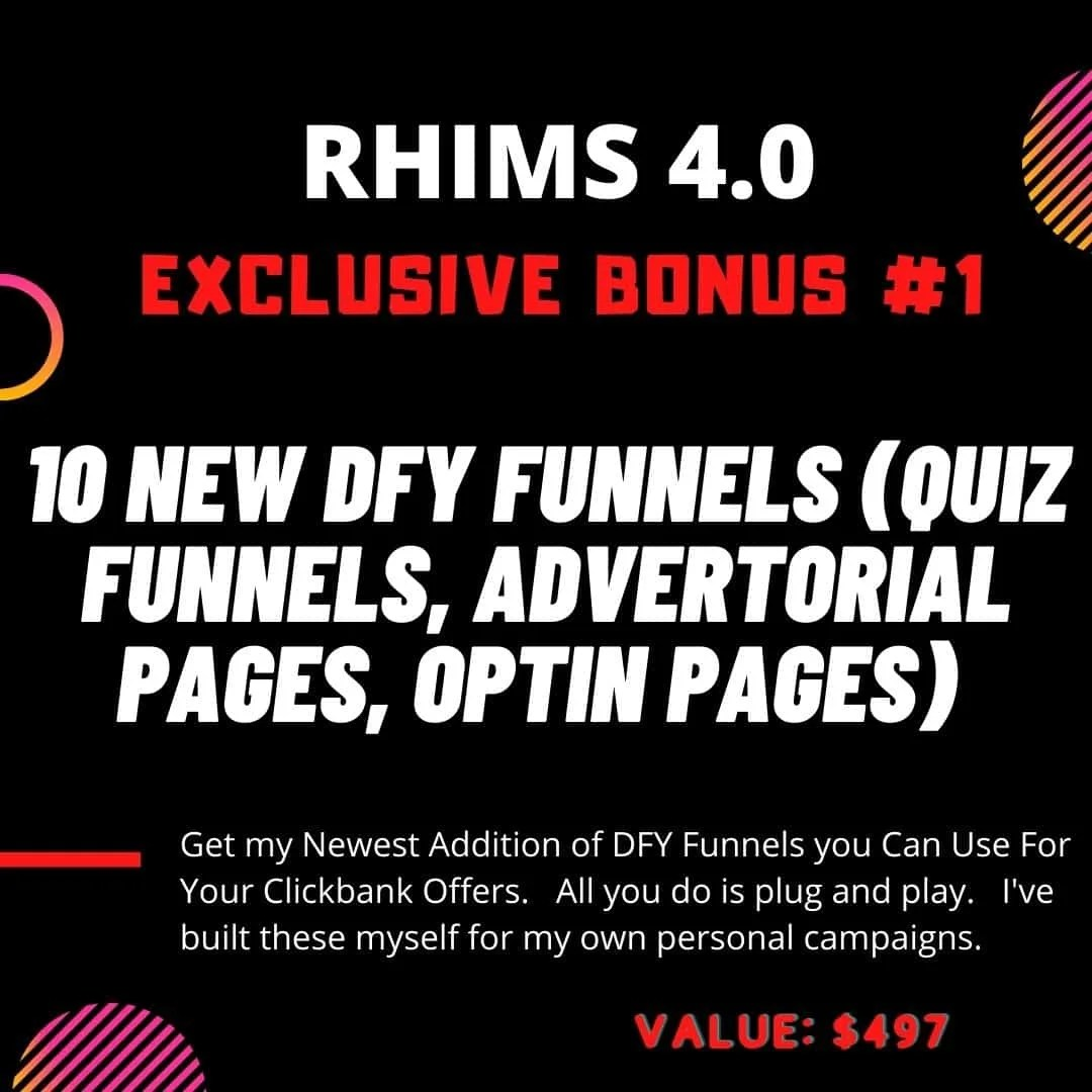 """RHIMS 4.0 : Use This """"Affiliate Toolkit"""" to Increase Conversions & TRIPLE Your Affiliate Sales This Year 7"""