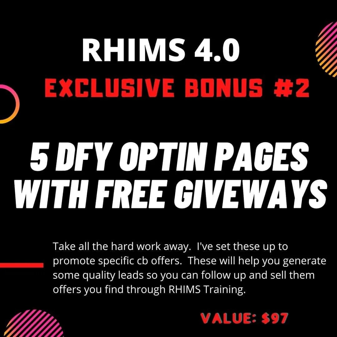 """RHIMS 4.0 : Use This """"Affiliate Toolkit"""" to Increase Conversions & TRIPLE Your Affiliate Sales This Year 8"""