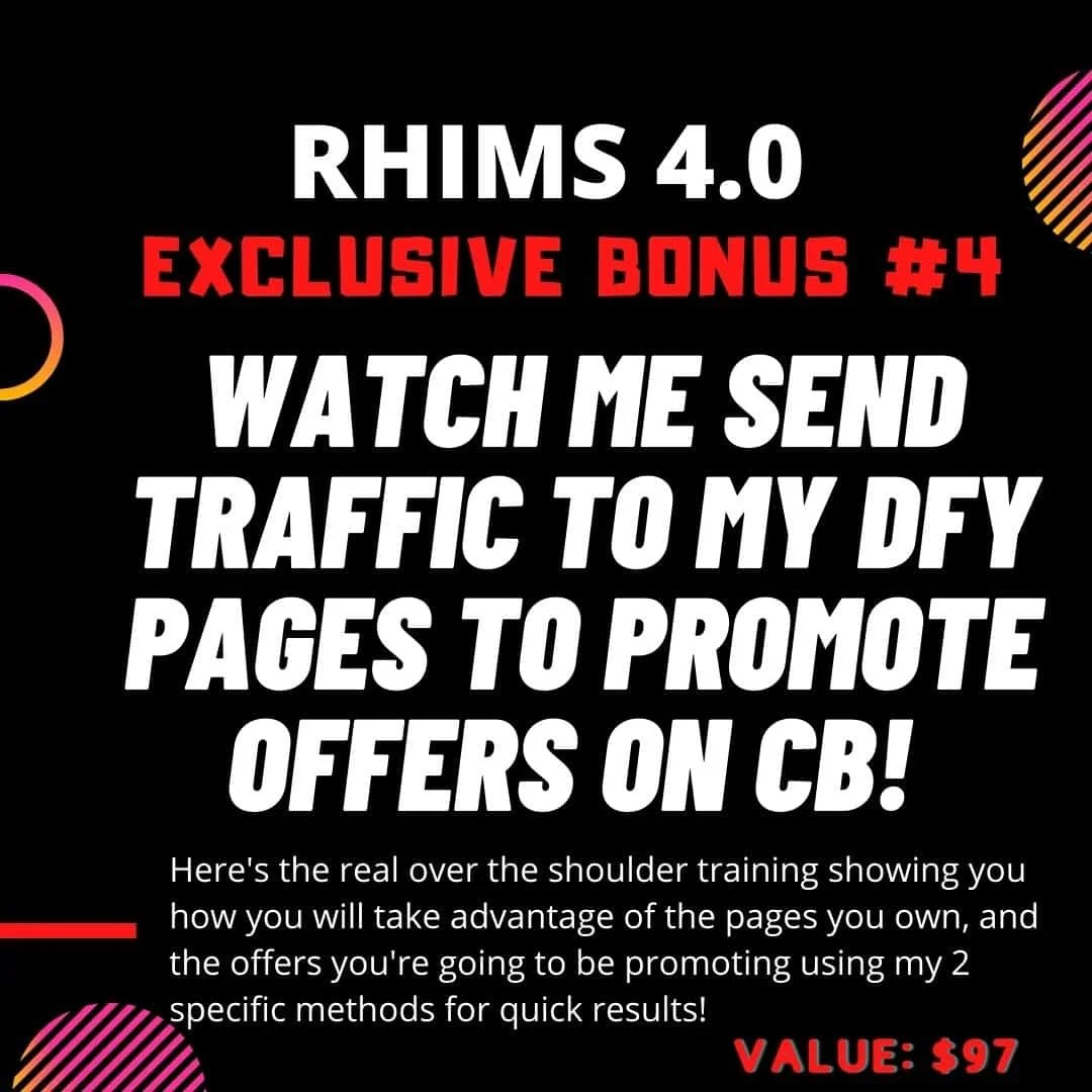 """RHIMS 4.0 : Use This """"Affiliate Toolkit"""" to Increase Conversions & TRIPLE Your Affiliate Sales This Year 10"""