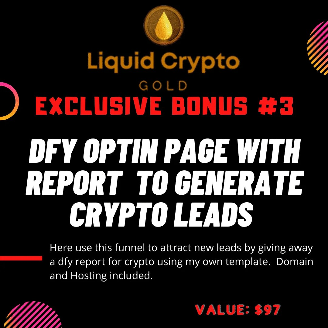 Liquid Crypto Gold - This Oil Company is Paying Me $1,602.30 in ETH 8