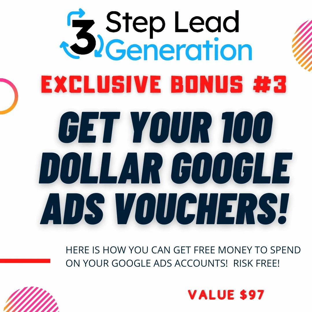 3 Step Lead Generation | A Brand New Client-Getting Secret 7