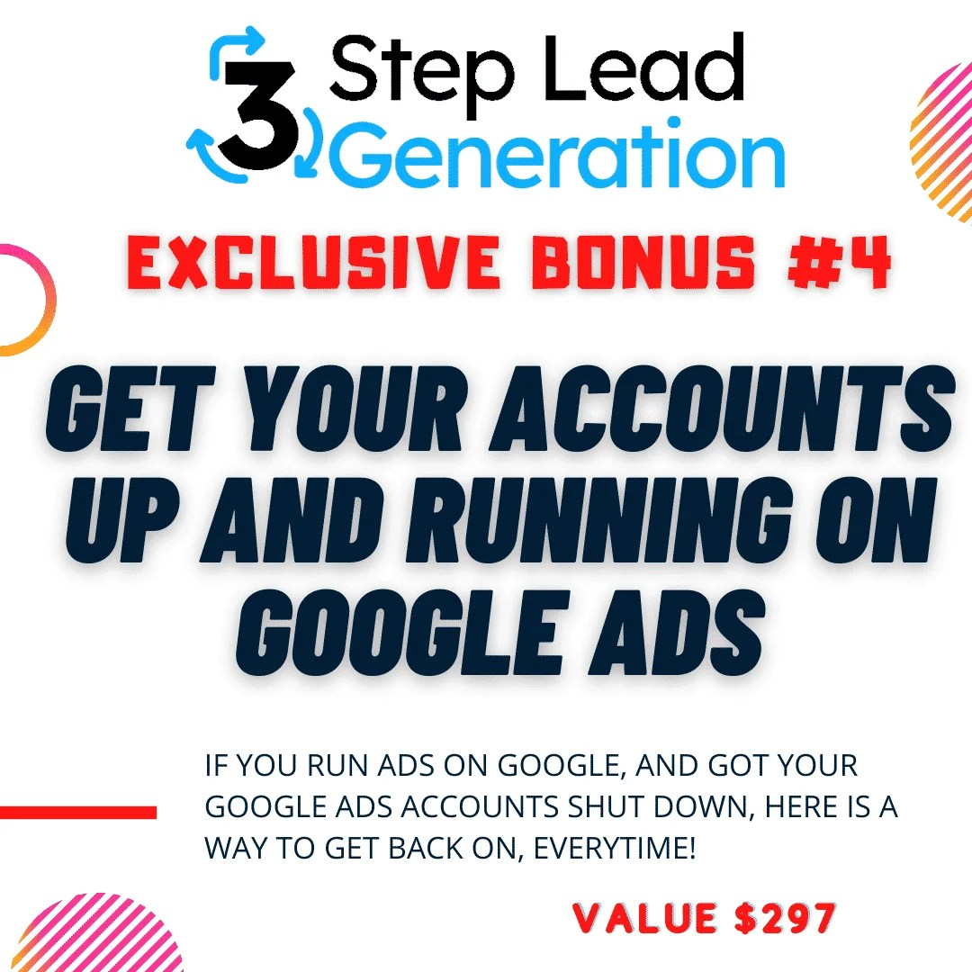 3 Step Lead Generation | A Brand New Client-Getting Secret 8