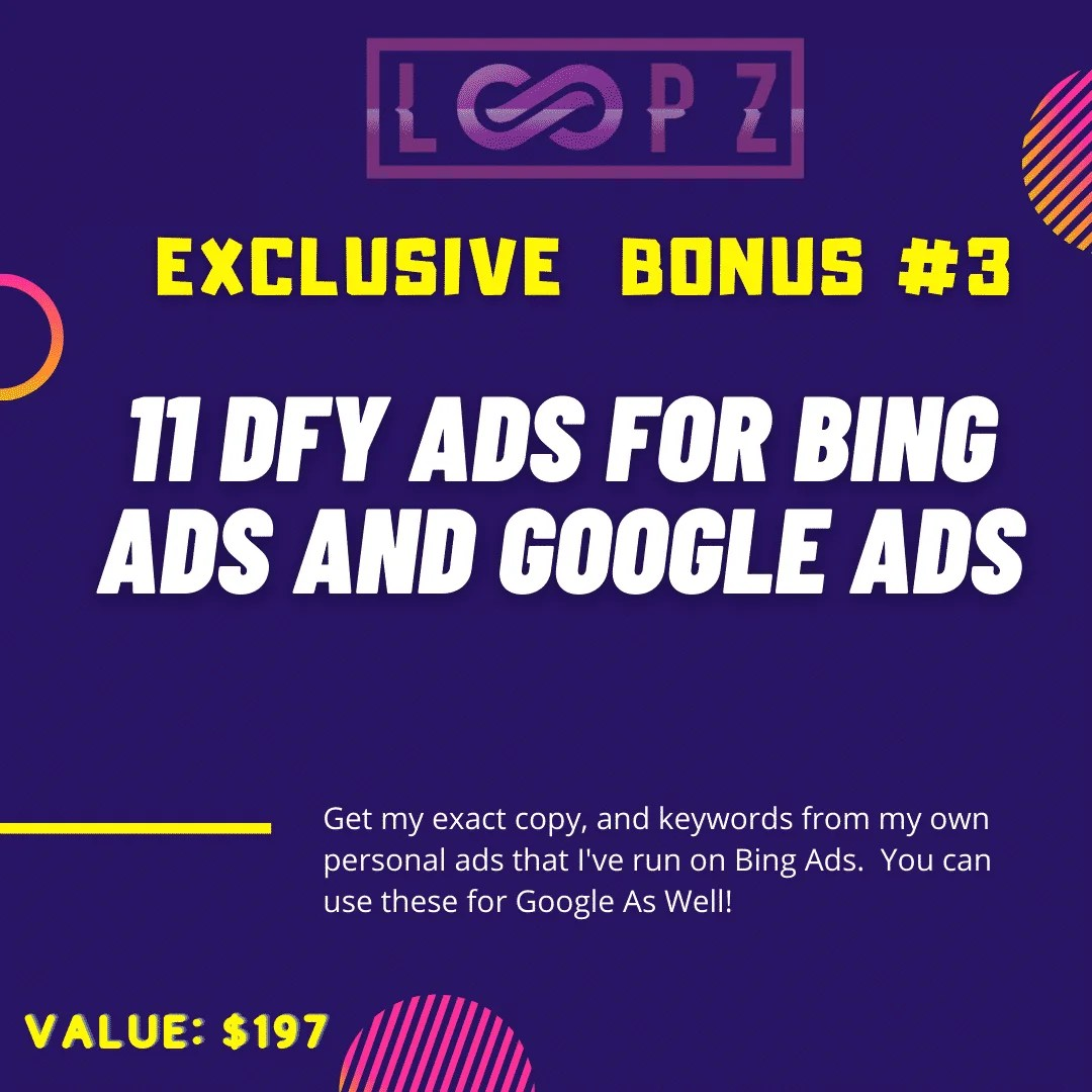 Loopz Review | Copy Websites and Landing Pages To Generate Commissions 8