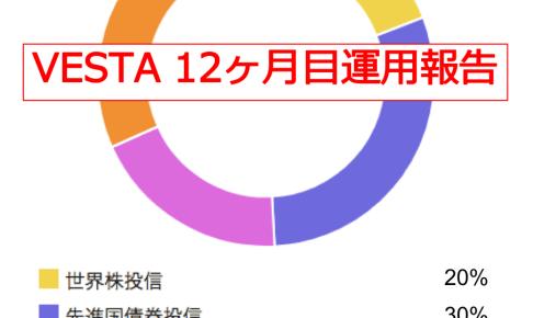VESTA-12ヶ月目運用結果アイキャッチ画像