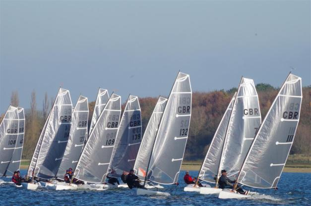 Grafham Training and Open Meeting 29th/30th November 2014