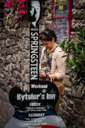 Kilkenny Streets - Springsteen 2013 -3