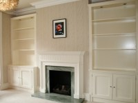 Enigma Design  Fireplace Alcoves