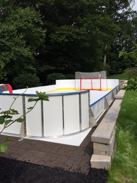 Year Round Rinks  Hockey Boards  Synthetic Ice  D1