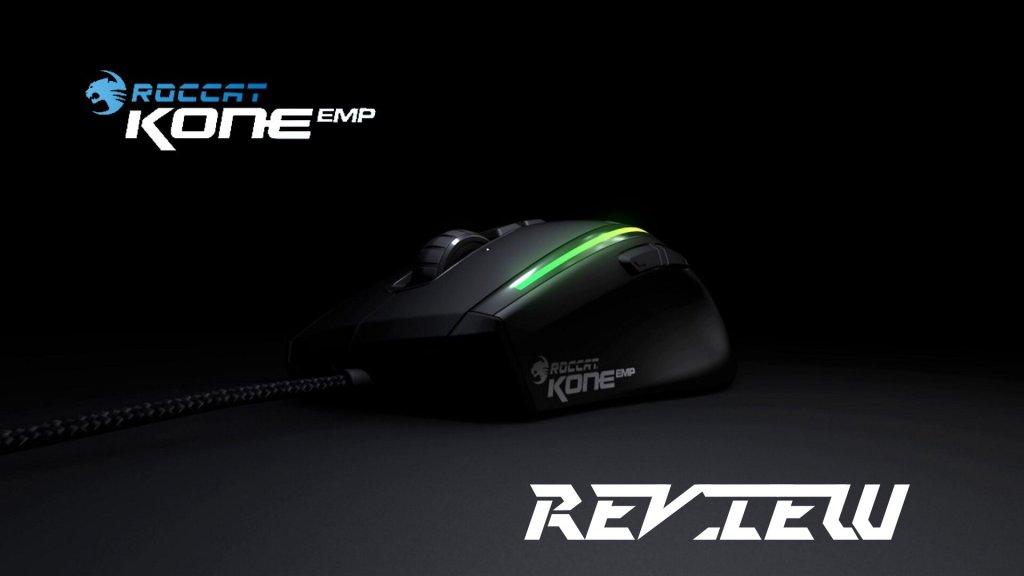 Kone EMP Gaming Mouse