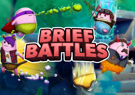 Brief Battles – Titled Character Art 2