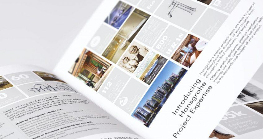 Hansgrohe Sales Brochures