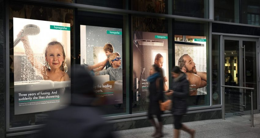 Hansgrohe Promotional Material