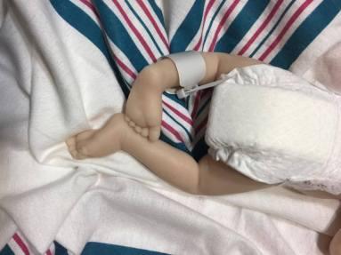 Eva Full Body Doll sculpted Eva Brilli0009