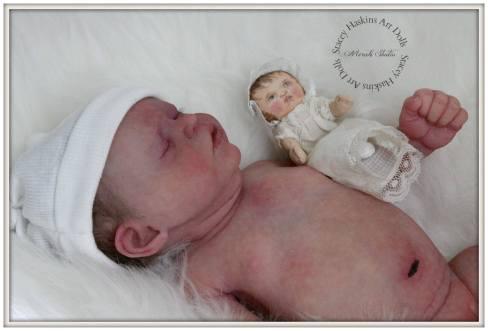 Eva Full Body Doll sculpted Eva Brilli0026