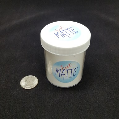 50g Jar matting powder for silicone