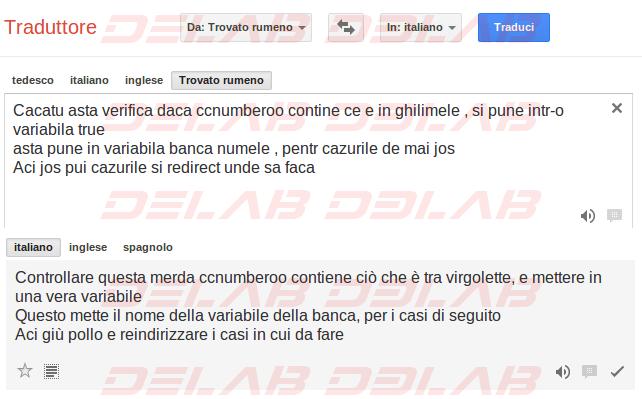 traduttore di google