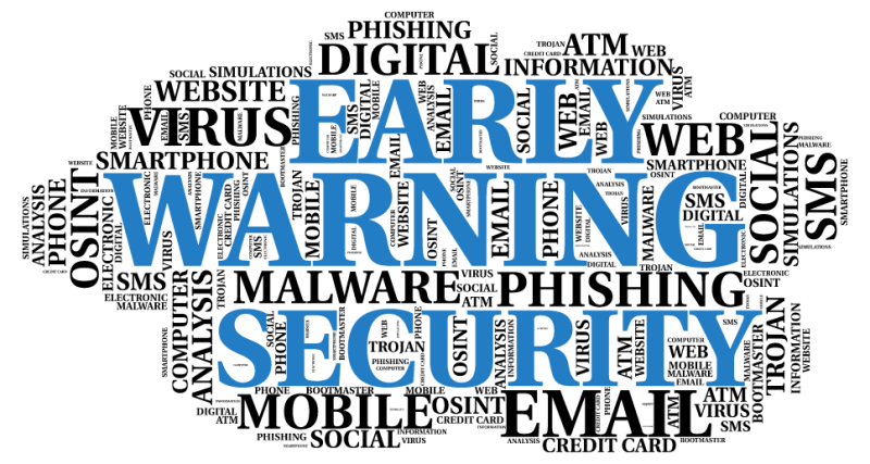 Cloud Early Warning Security