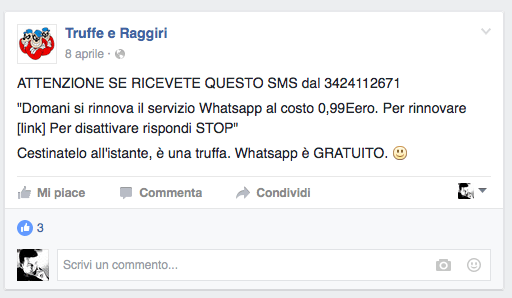 Phishing WhatsApp