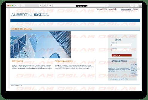 Phishing_BancaAlbertini
