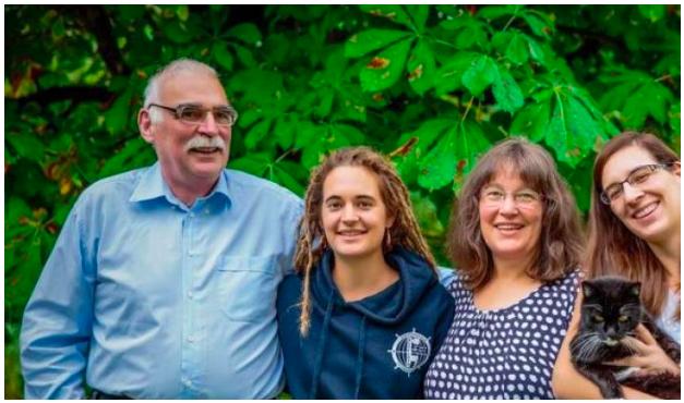 La famiglia di Carola Rackete