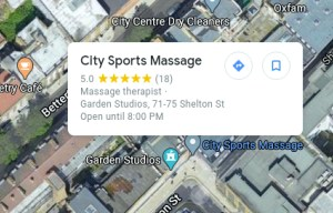 centro massaggi in 71-75, Shelton Street, Covent Garden, Londra