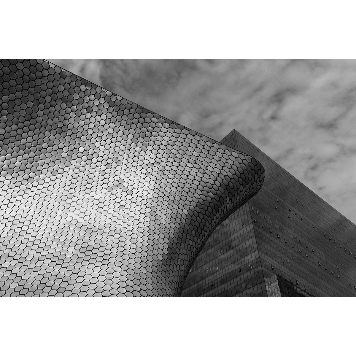 Museo Soumaya in Mexico City, Mexico.