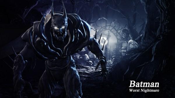 Batman Worst Nightmare