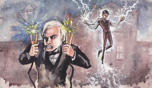 Tesla v. Edison