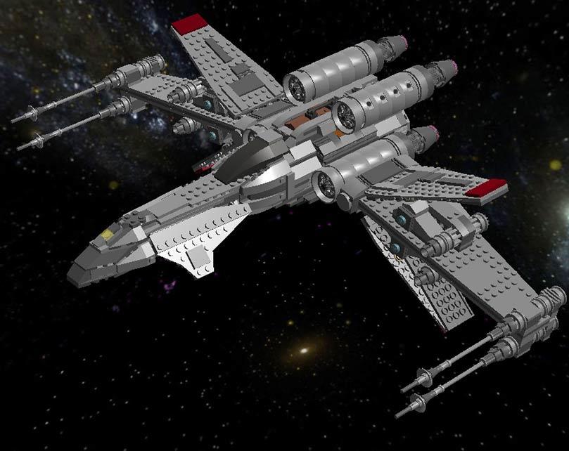 Trench Side Run Wars Star