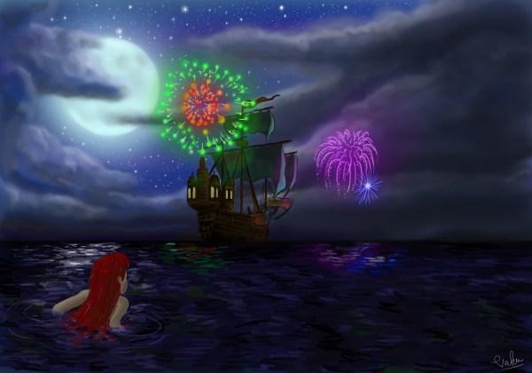 Ariel the Little Mermaid deviantART