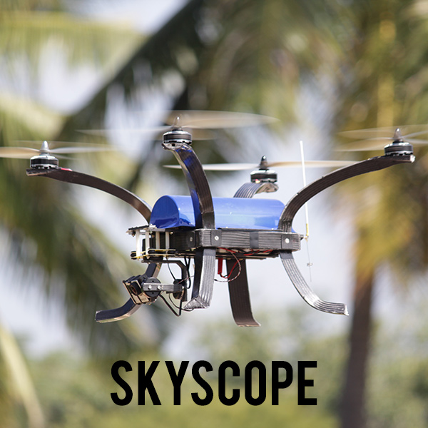 Skyscope Brochure Design