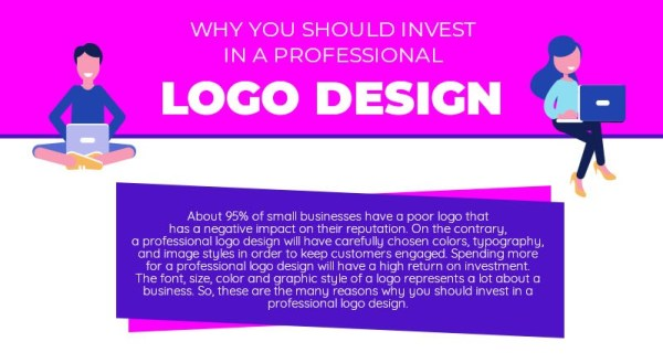 Top 6 Reasons You Should Hire A Professional Logo Designer