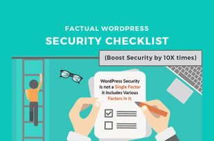 20 WordPress Website Security Checklist