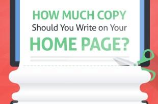 Comprehensive Guide On Homepage Copywriting