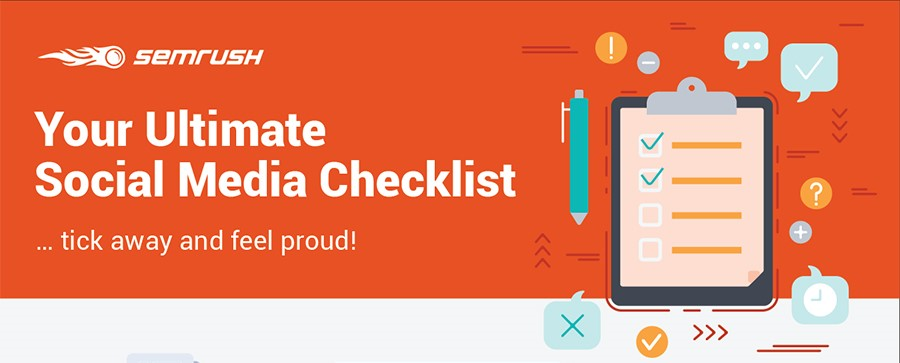 23 Step Checklist For Social Media Management Success